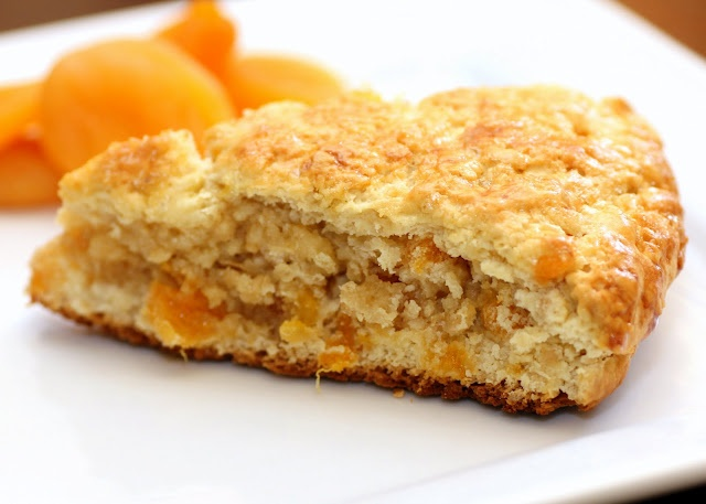Apricot Scones | I've got a sweet tooth... | Pinterest
