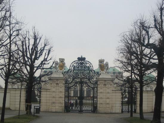Château de Schönbrunn : Ingresso