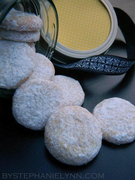 Sunshine Lemon Coolers Cookie Recipe