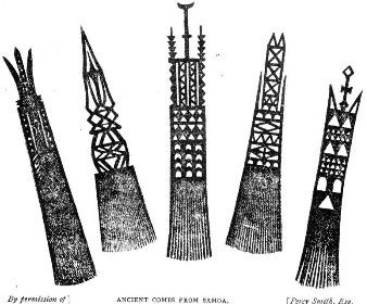 ancient samoan weapons