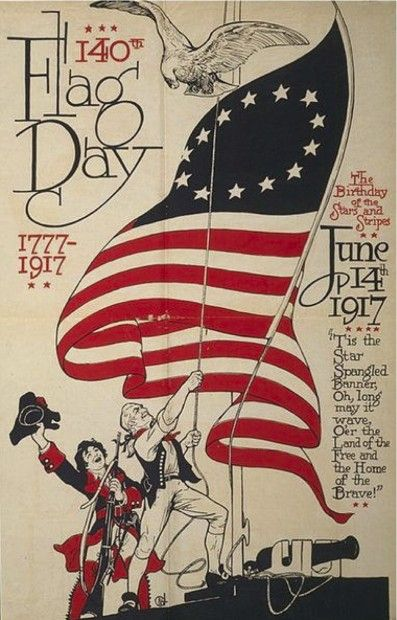 flag day birthday