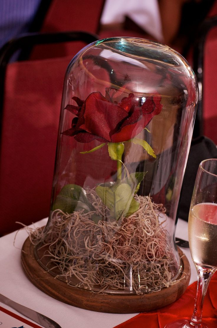 Beauty And The Beast Centerpiece The Wonderful World Of