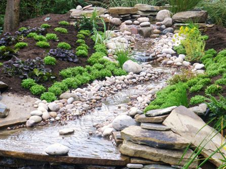 Small Garden Streams