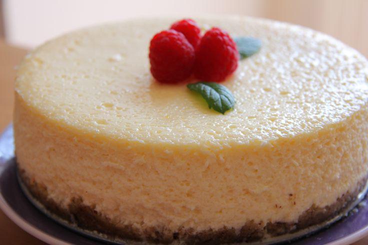 GF SF Lemon Cheesecake with Nut Crust | Recipes | Pinterest