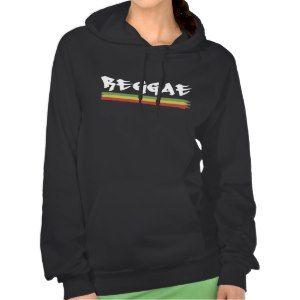 Women's Reggae Hoodies