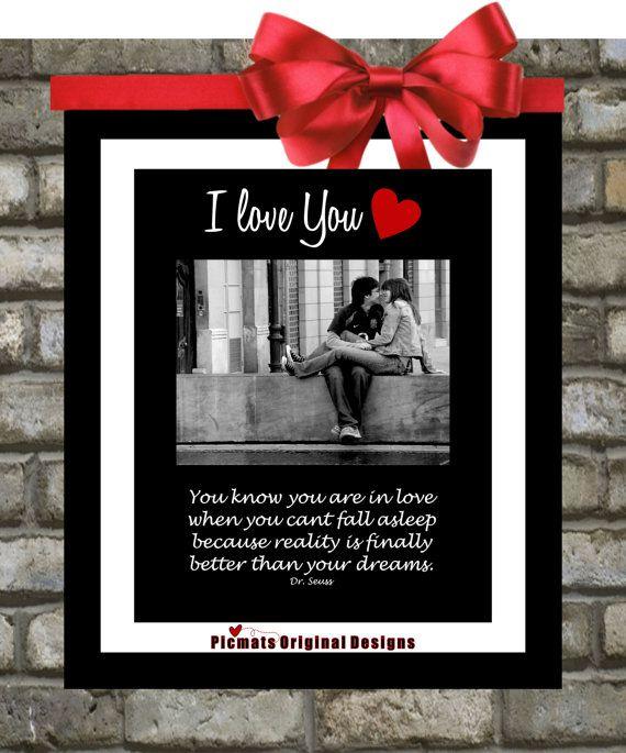 boyfriend gift girlfriend anniversary customized bazwmjy