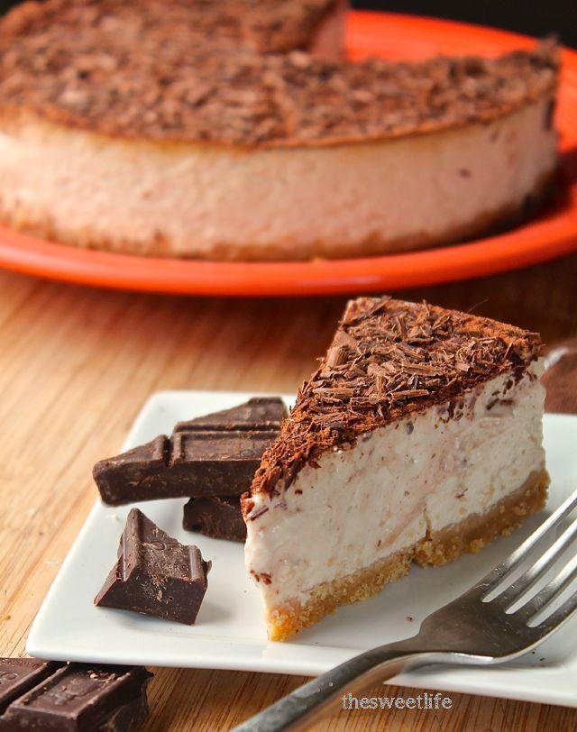Tiramisu Cheesecake | Yummm | Pinterest