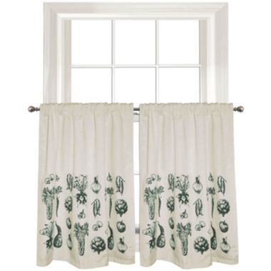 Kitchen Curtains House Pinterest