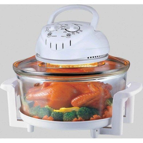 Cooking In Countertop Convection Oven : Turbo Countertop Cooker Roaster Broil Steaming Convection Oven Dishwa ...