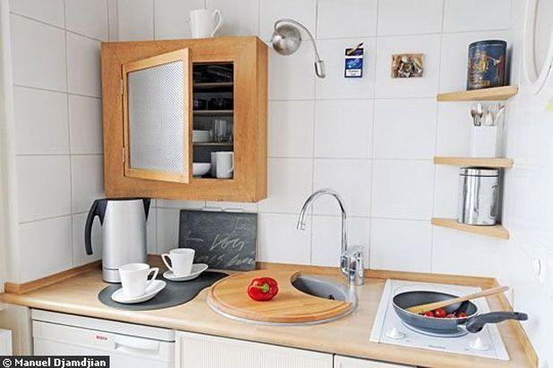 Very Small Kitchen Design Ideas