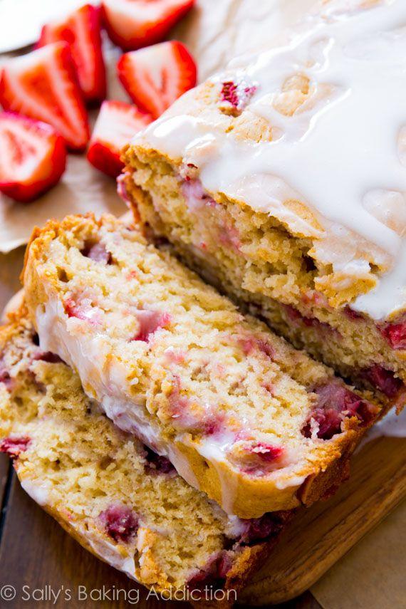 strawberry bread recipes