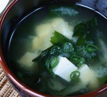 Miso Soup | Food | Pinterest