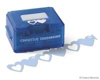 Creative Memories Double Heart Border Maker Cartridge goes with Border Maker System