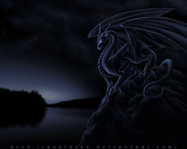 Smoke Dragon At Dusk Wallpaper  Cool Wallpapers And Backgrounds Pi