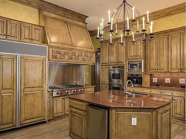 Luxury Custom Kitchen Kitchens Pinterest