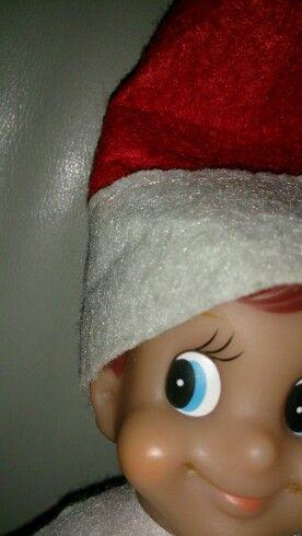 ELFIE SELFIES!   Elf on the Shelf Ideas   Pinterest