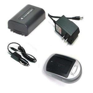 Compatible Accessory Kit High Capacity Rechargeable Lithium ion Battery and AC/DC Battery Charger ( Power plug & Car ) for / fits digital camera/camcorder model/parts no JVC GR D295. Worldwide voltage auto-convertOverload & short-circuit protectionLED indicator shows charging statusCigarette Charger is used for charging a battery while driving IMPORTANT: chargers are used for charging batteries ONLY, cannot plug directly to the camera