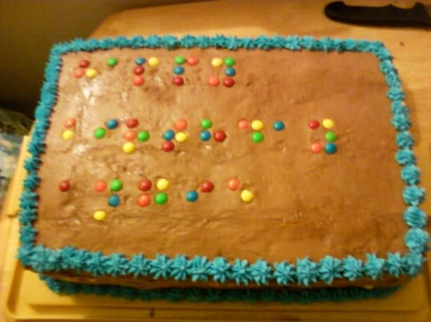 Devil's Food Cake With Milk Chocolate Frosting Recipes — Dishmaps