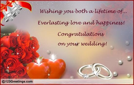Wedding Bells Ringing!