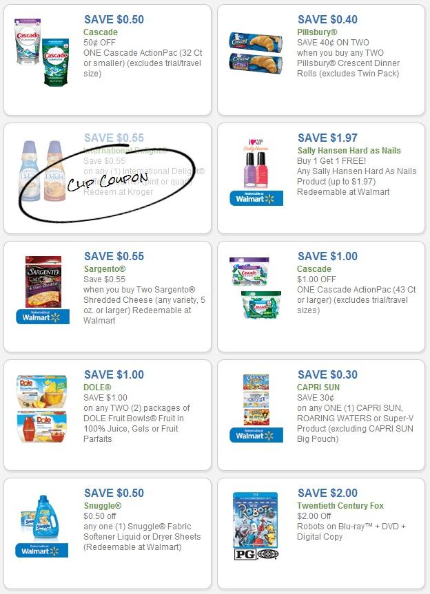 Free coupons without coupon printer