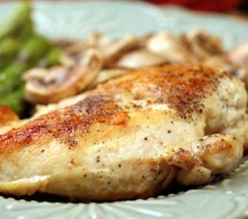 Matcha Orange Marinated Chicken