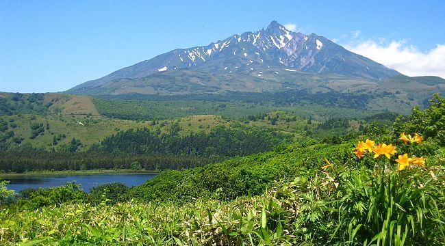 Rishiri Island Japan