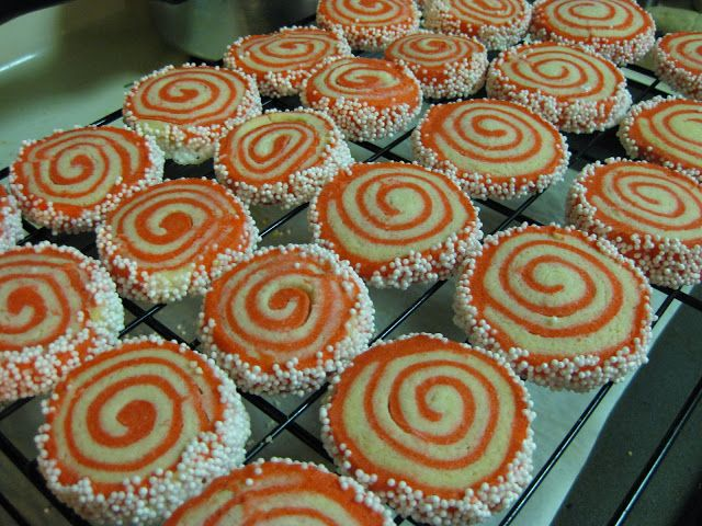 Peppermint Pinwheels | From my kitchen | Pinterest