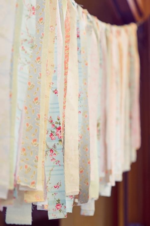 coach online store outlet Bustled Blog Fabric Garland Love  Stella39s Birthday