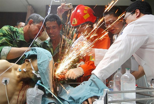 Brain Surgery in China...