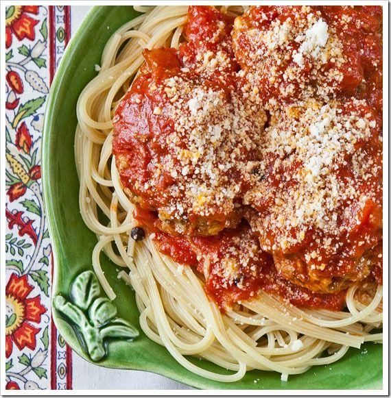 On Top of Spaghetti: Frankies Spuntino Meatballs Recipe | Sticky ...
