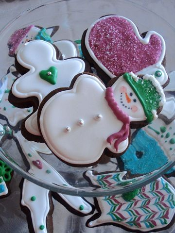 Gingerbread Cookies - My Spice Sage Blog