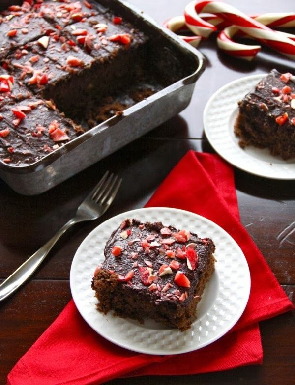 Chocolate Brownies with Peppermint Icing | Cookies/Bars/CupCakes | Pi ...