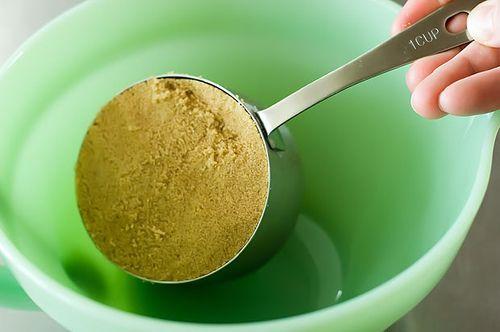 Orange Mini-Muffins with Brown Sugar Glaze | Recipe