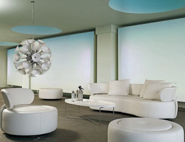 Modern Living Room Furniture By BoConcept House Decorating Ideas