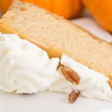 Recipes | Bourbon-Pumpkin Cheesecake | Sur La Table