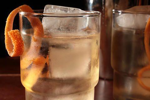 Traditional Elder-Fashioned Cocktail Recipe — Dishmaps