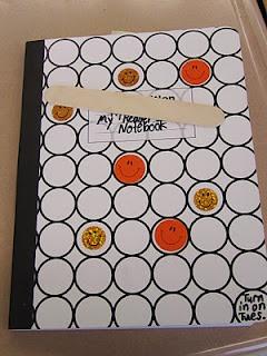 READING notebook ideas!