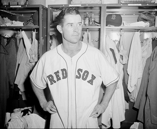 Tommy Fine - Boston Red Sox 1947