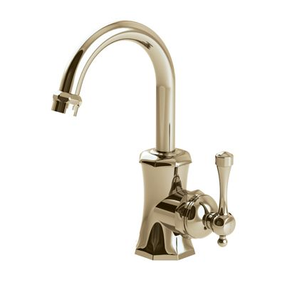Bathroom sink taps - Bastow Burnley Basin Mixer Brass Gold Kitchen Pinterest