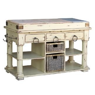 kitchen island french country for the home pinterest french kitchen island crate and barrel