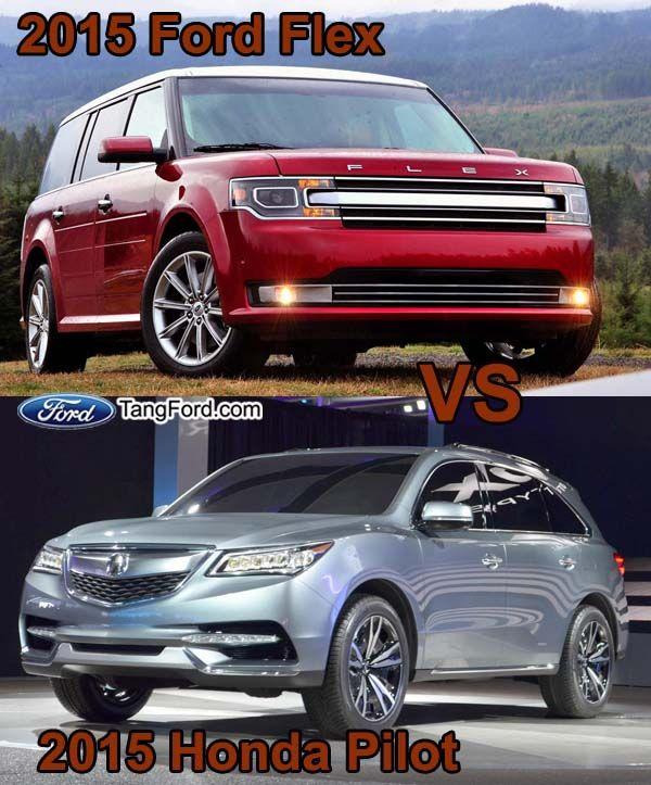 5 3 vs 5 0 for 2015 autos post for Ford flex vs honda pilot