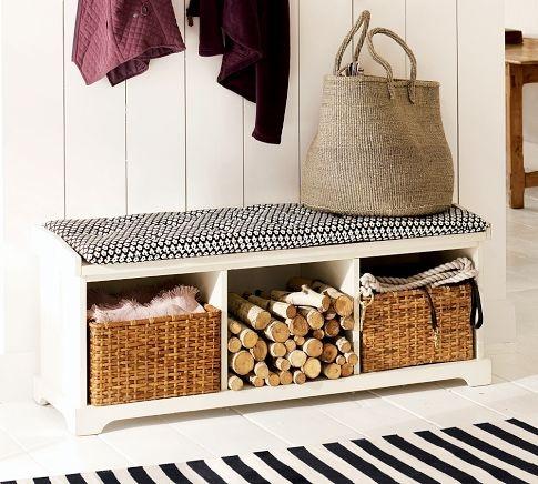 samantha entryway bench. Black Bedroom Furniture Sets. Home Design Ideas