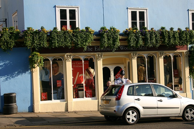 Quaint Place for a Ticket by Krenda Frushour, Windsor, England