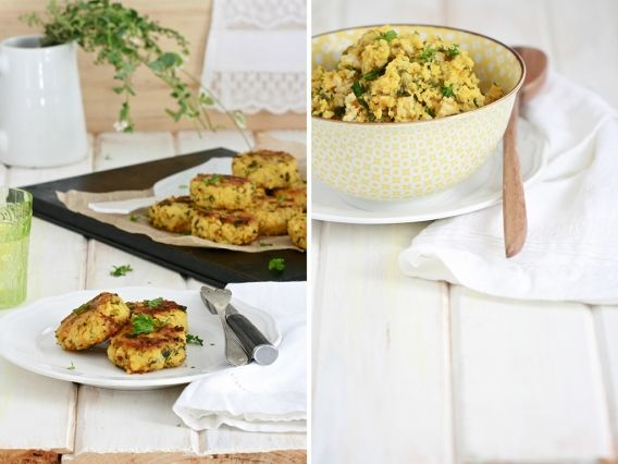 SCM millet and millet croquettes | Yum Yum, Come Get Some | Pinterest