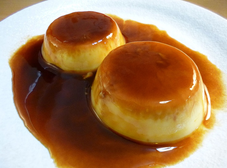 Caramel Custard Pudding | Cooking with Jariya | Pinterest