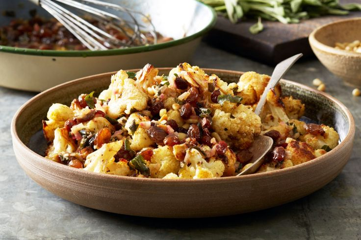... family+Curtis'+roasted+cauliflower+with+brown+butter-sage+vinaigrette
