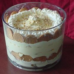 Banana Pudding IV   Recipe