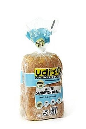 Udi's White Sandwich Bread Gluten Free