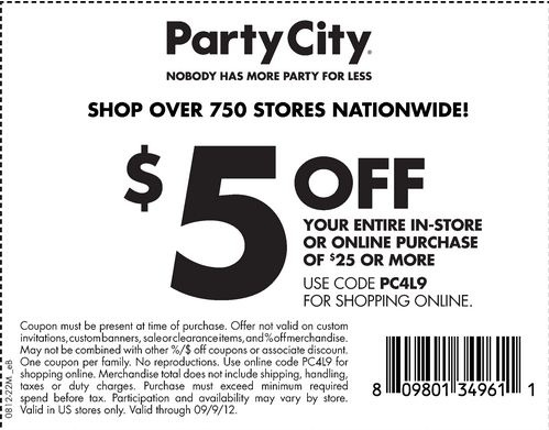 www. party city discount halloween store