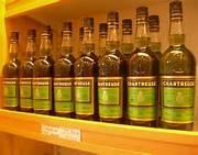 08 - Chartreuse se siguió fabricando en Tarragona hasta 1989, fecha de cierre de la destilería. Desde entonces sólo se elabora en Voiron (departamento de Isère).